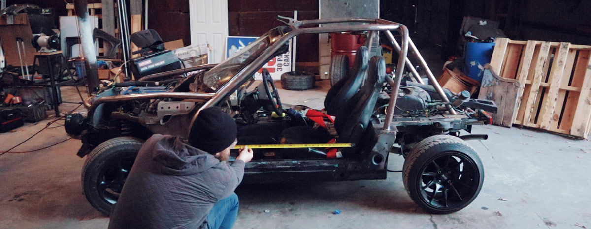 Roll Cage Fabrication 101: Building Your First Race Car