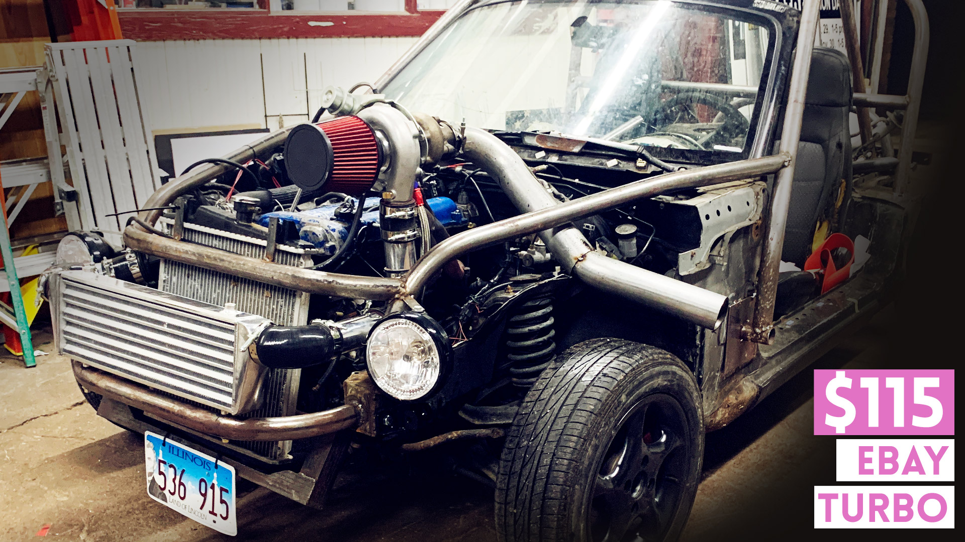 Cheap Ebay Turbos: How to Choose One for Your Project Car