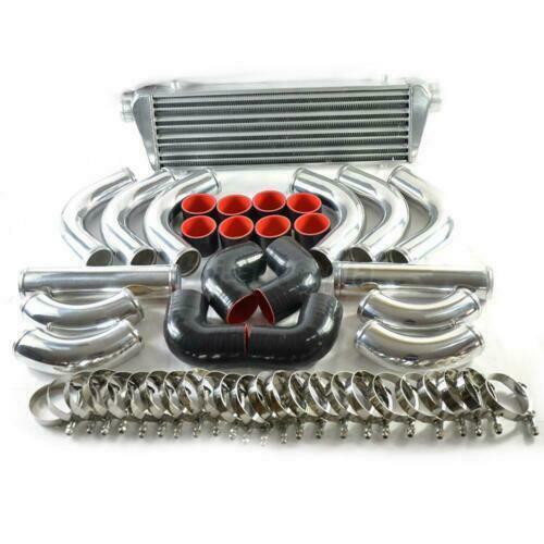 Cheap intercooler kit for the Miata Kart