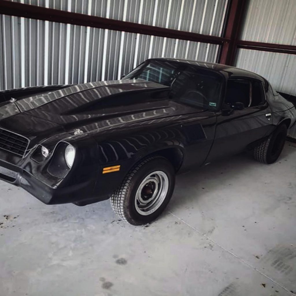 perfect ls swap candidate - a 1978 Camaro z28