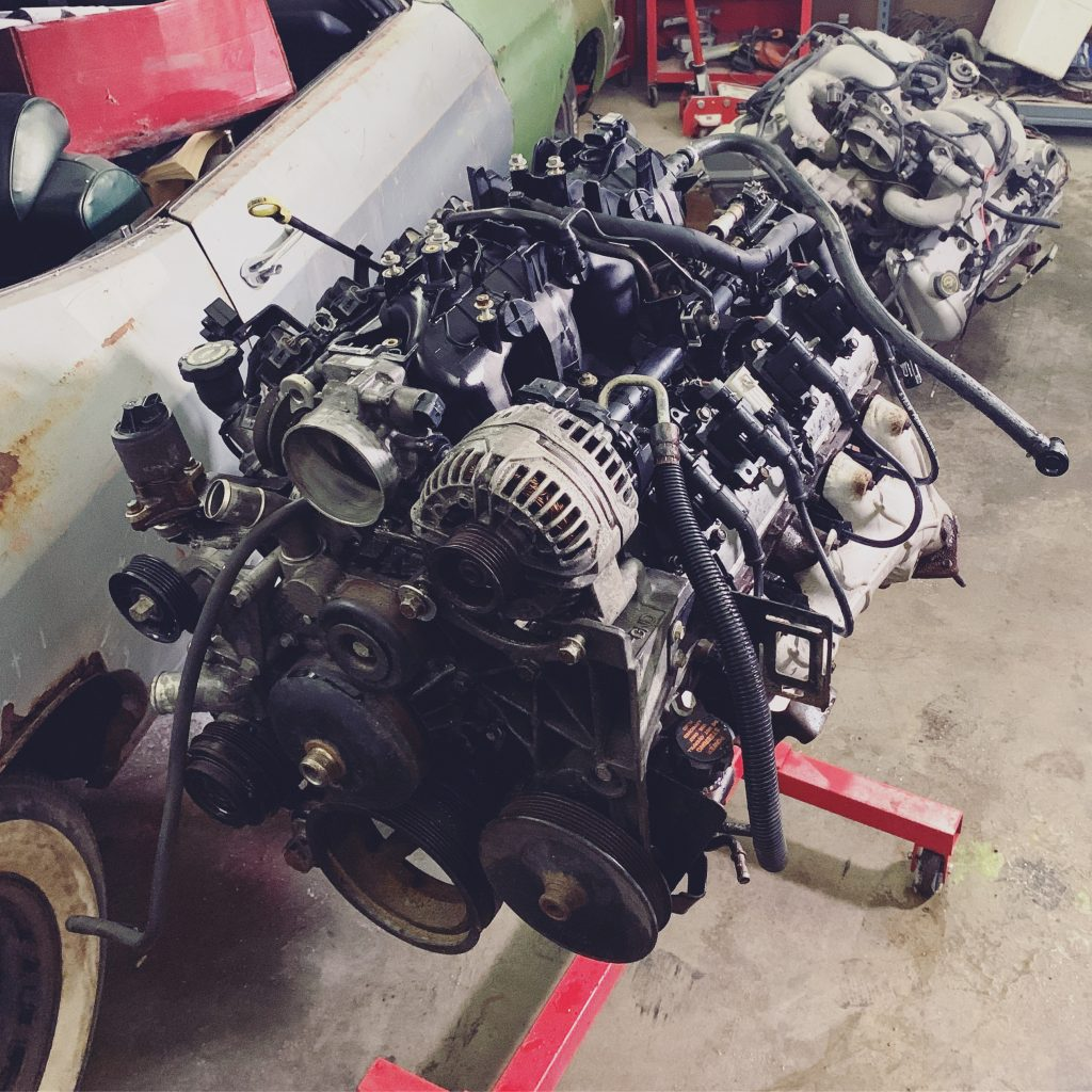 an LM7 5.3 truck motor makes for the perfect cheap LS Swap