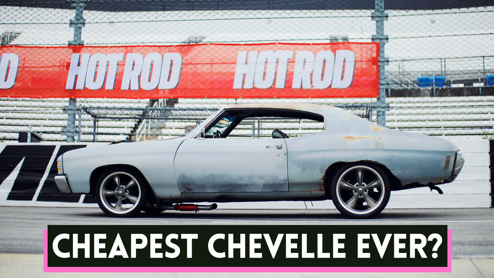 Cheap Muscle Cars: How Much Did Our Chevy Chevelle Cost?