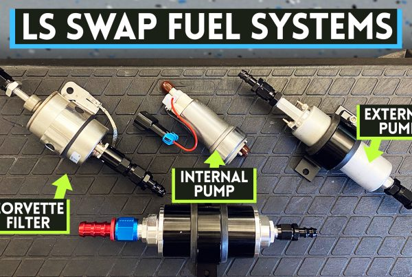 ls swap fuel system