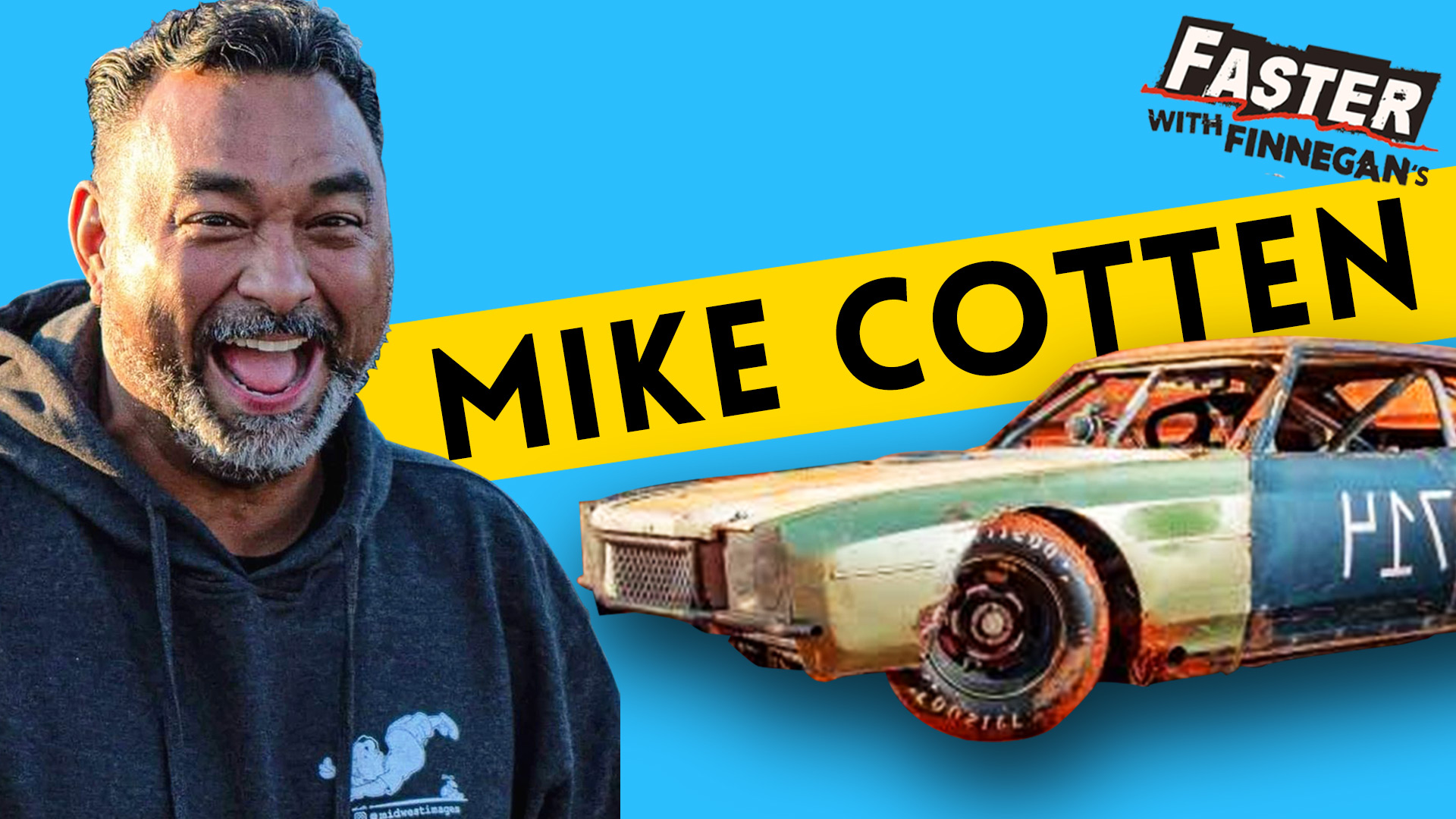 Mike Cotten takes us behind the scenes of MotorTrend's Faster with Finnegan